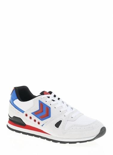 Hummel Unisex Browst Sneakers 208709-9134 Beyaz